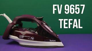 Розпакування TEFAL FV-9657