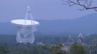 How does a radio telescope work? thumbnail