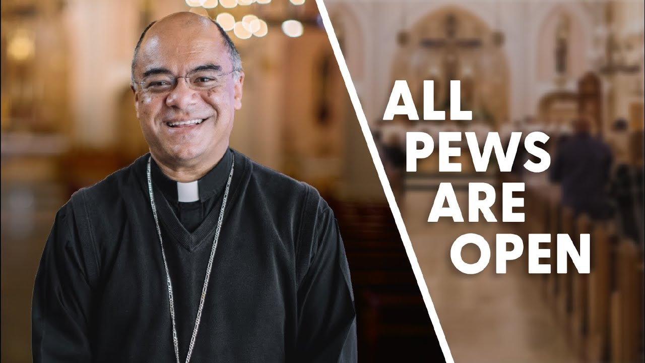 ALL PEWS OPEN!