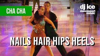 CHACHA | Dj Ice - Nails Hair Hips Heels