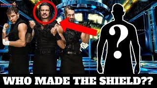 ये बड़े Superstar ने बनाया THE SHIELD को!!   ROMAN REIGNS नहीं होने वाले थे SHIELD मैं!! 