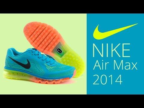 f62a9fc378 Tênis Nike Air Max 2014 - O Tênis com Amortecimento de Ar - YouTube