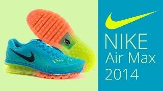 Tênis Nike Air Max 2014 - O Tênis com Amortecimento de Ar 78af89f54