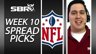 NFL Sharp vs. Swinger Week 10 Spread Picks