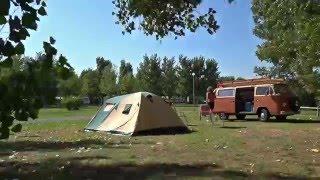 Camping La Belle Etoile à Aguessac (Aveyron)