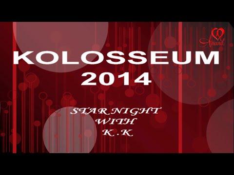 kolosseum 2014 STAR NIGHT with  K.K