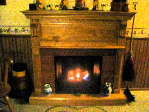 Gel Fuel Fireplace Youtube