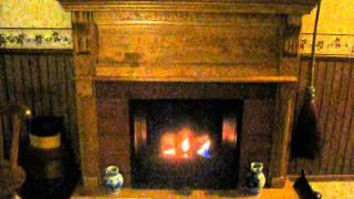 Gel Fuel Fireplace