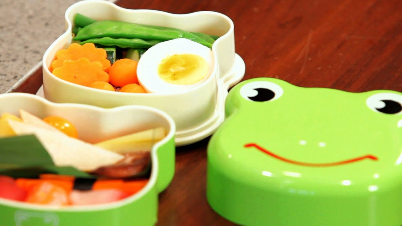 How To Put Together Bento Box For Kids