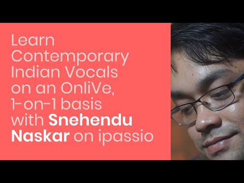 Advanced Lessons in Indian Vocal Music