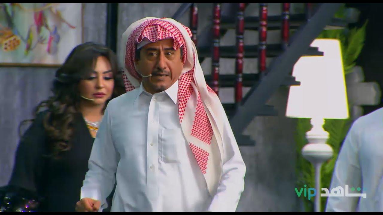 شوفوا ناصر القصبي في مسرحية الذيب في القليب حصري ا على شاهد Vip Youtube