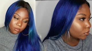 Blue Hair|| Carina Hair x Aliexpress || Finial Thoughts