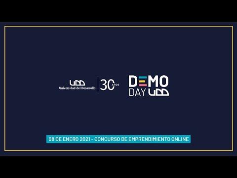 Premiación Demo Day 2021