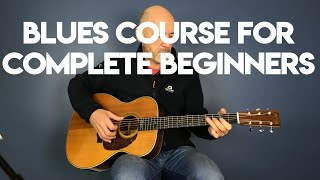Download lagu Blues guitar for complete beginners - Pt 1