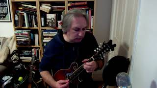 O'Rourke's (reel) on mandolin