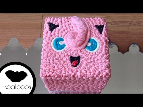 Jigglypuff Cake Recipe
