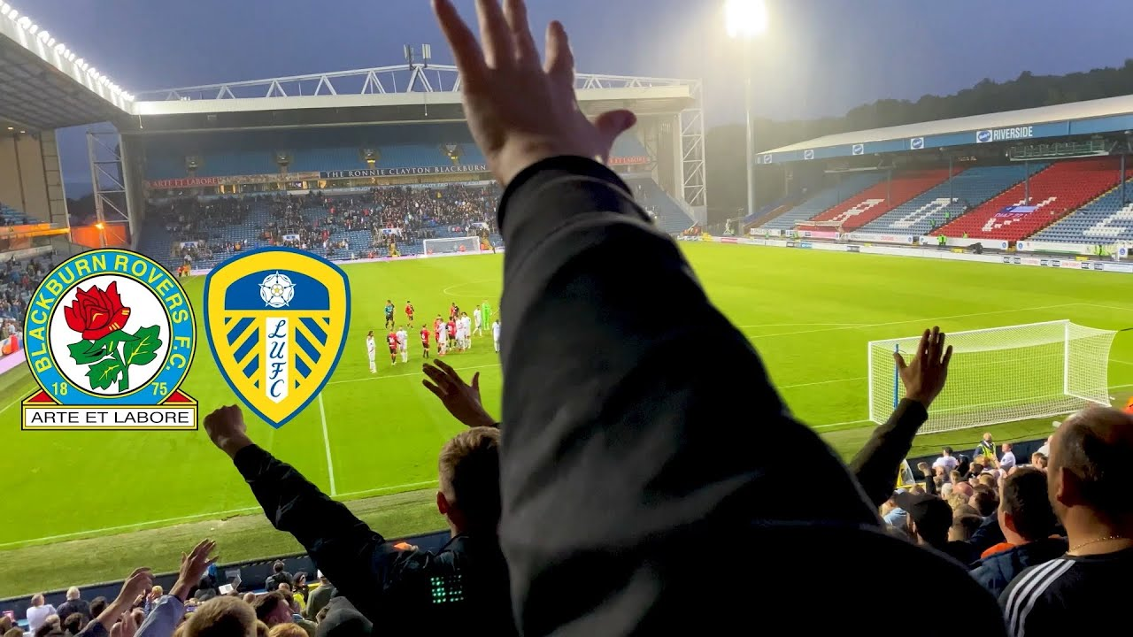 5,000 LEEDS FANS AWAY AT EWOOD PARK!🍻😍 Blackburn 1-1 Leeds | Matchday Vog | Pre-season 2021/22