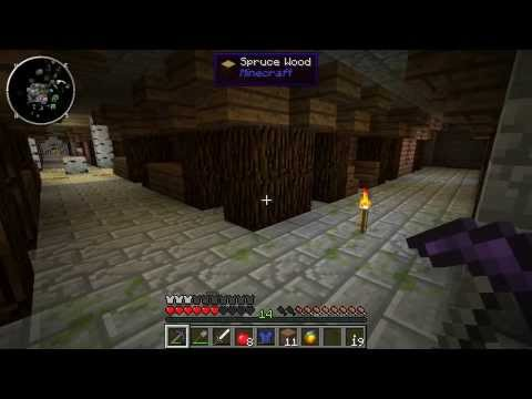 Minecraft MindCrack FTB S2 - Episode 1: Land of Savages