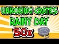 50 NEW Rainy Day Crates Unboxed | Team Fortress 2