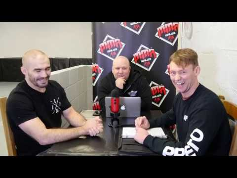 MMA Wales Podcast : On the road in CRA West Wales