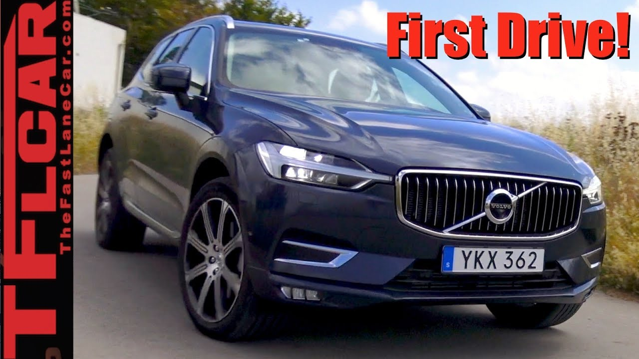 2018 volvo denim blue. plain volvo 2018 volvo xc60 t6 review do good things come in smaller packages on volvo denim blue
