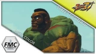 fmc street fighter iv mod skins gief mr t vs guile rose vs viper