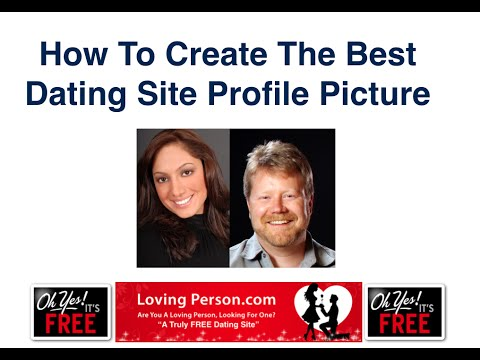 example dating website profile
