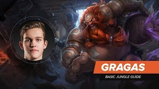 Gragas Jungle - How to Guide by TSM Santorin | League of Legends
