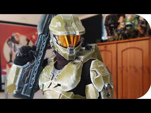 Halo: MASTER CHIEF Spartan II Cosplay (by David Armsby)