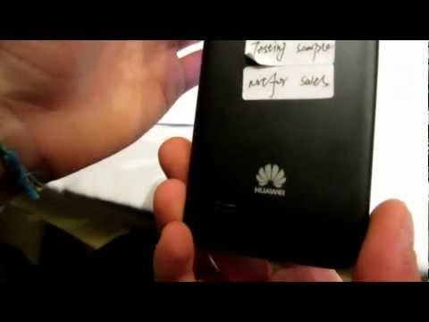 Huawei Ascend G330 - Hands On Techzilla.it