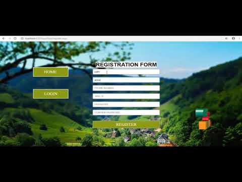 VILLAGE WEBSITE - ClickMyProject