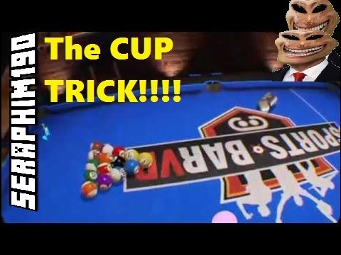 Sports bar VR - PlayStation Network Live :  The Cup Scoop Trick!!!!