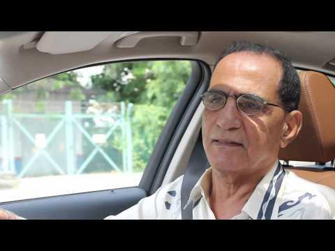Perbualan dengan Allahyarham Hussain Najadi pada 30 Mac
