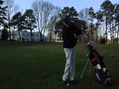 Pat's Golf Tips: Chip & Run