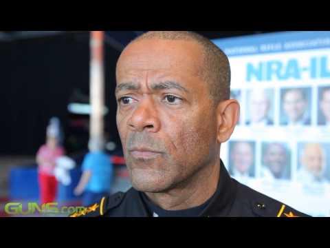 Milwaukee Sheriff David Clarke's advice to Chicago: 'Get a new police chief'