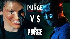 The Purge Movies VS The Purge TV Show