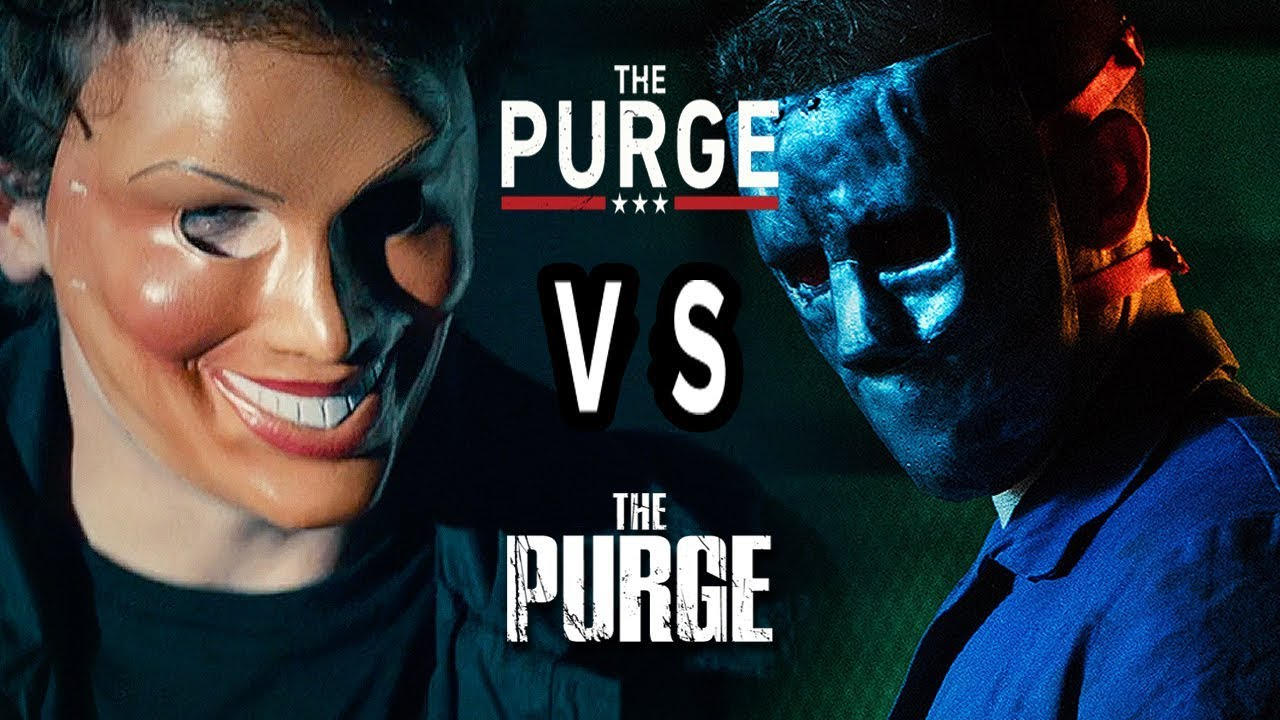 Download The Purge Movies VS The Purge TV Show