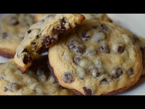 Chocolate Chip Cookie Recipe (Easy How To)- BenjiManTV