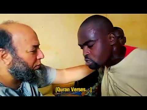 Sheik Abder Raouf Ben Halima jinn Catching FOR GENERAL MAHAMADOU BUHARI, President Of Nigeria