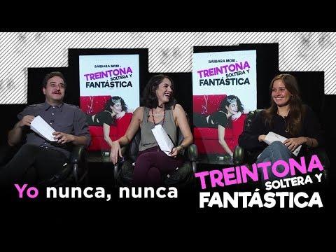 Yo Nunca Nunca con Bárbara Mori, Natasha Dupeyrón y Andrés Almeida