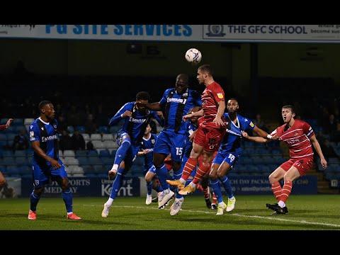 Gillingham Doncaster Goals And Highlights