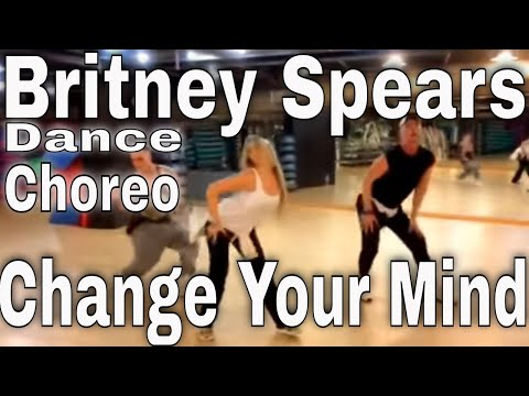 Britney Spears_Change Your Mind .. Choreography