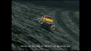 4 Wheel Thunder (Dreamcast): Iceland Daylight
