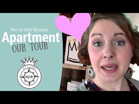 APARTMENT TOUR   LIVING IN AN APARTMENT WITH 6 KIDS   THE BRANDON'S