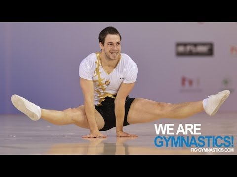 2012 Aerobic Worlds SOFIA - Individual Men and Mixed Pairs Finals - We are Gymnastics!