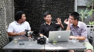 Camera - Cách lấy nét khi chụp đông người