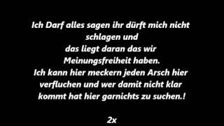 Herr von Grau - Klebeband (Lyrics)