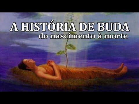 A HISTORIA DE BUDA DO NASCIMENTO À MORTE