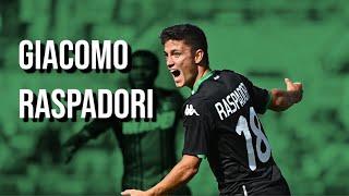 Giacomo raspadori - sassuolo the next ...