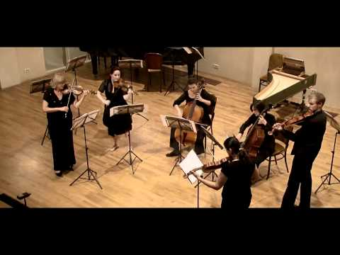 "J. S. Bach - Ricercare a 6 from ""Musikalisches Opfer"" BWV 1079 - Croatian Baroque Ensemble"